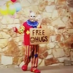 Watch: Why are clowns suddenly so widely feared in America?