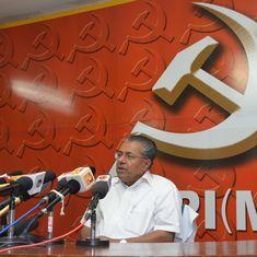 Pinarayi Vijayan got IAS officers in Kerala to call off stir, but the storm hasn't blown over yet