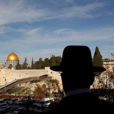 Israel suspends ties with Unesco over draft resolution that 'denies' Jews links to Jerusalem's sites