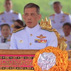 Thailand's controversial king-to-be faces a challenge to gain the people's respect