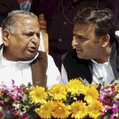 Mulayam Yadav sacks Akhilesh Yadav's confidante from Lohia Trust days before Samajwadi Party meet