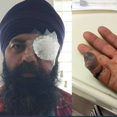 Hate crime charges filed against two men accused of assaulting Sikh man in California