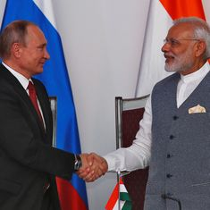 The big news: Modi praises Russia's stance on terrorism at Brics summit, and nine other top stories