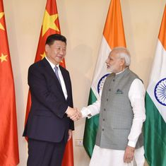 Brics Summit: Narendra Modi, Xi Jinping meet for first time since Doklam standoff