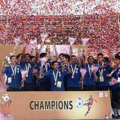 Football: Brazil crowned BRICS Under-17 champions