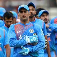 'Dhoni finishes off in style': Twitter hails Mahi's peerless legacy