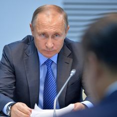 To achieve great power status for Russia, Putin needs to build better ties with the US