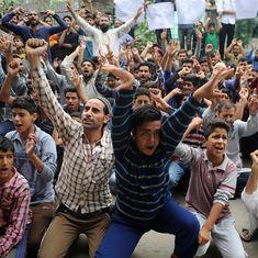 100 days of unrest in Kashmir: Curfew, pellets, shutdown and death