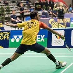 Badminton: Sourabh Verma clinches men's singles titles at the Chinese Taipei Open
