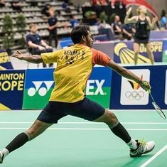 Sourabh Verma bows out, Harsheel Dani advances in Chinese Taipei Grand Prix