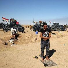 इराक में आईएस की खलीफत खत्म होने सहित दिन के सबसे बड़े समाचार