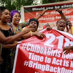 Nigeria: Boko Haram releases 82 schoolgirls kidnapped in April 2014