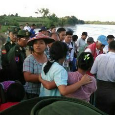 Myanmar: At least 32 dead and over 80 missing after overloaded ferry sinks