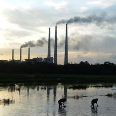 Environment ministry wants Supreme Court to dilute air pollution norms for thermal power industry