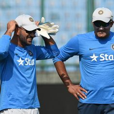 The sports wrap: MS Dhoni managed senior players well, says Anil Kumble, and other top stories
