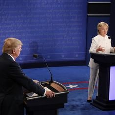 US election: Hillary Clinton, Donald Trump spar over immigration, abortion and Putin in final debate