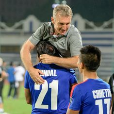 'One of the best managers I have played under': Chhetri leads the tributes for Albert Roca