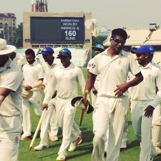 Ranji Trophy: Krishnappa Gowtham's five-wicket haul gives Karnataka mammoth win over Delhi