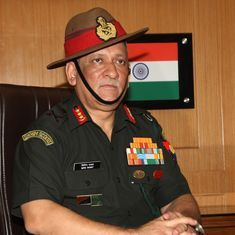 India's economic development is linked to modernisation of military, says Army chief Bipin Rawat