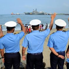 Kerala: Navy cadet alleged harassment at academy in suicide note, say police