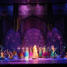 The stage production of 'Mughal-E-Azam' is a faithful tribute to the classic film