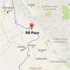 Jammu and Kashmir: 12 injured as cross-border firing in RS Pura continues