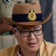 Two reports of transgression by Chinese army in Arunachal Pradesh in one month, says Kiren Rijiju