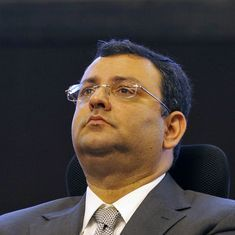 Cyrus Mistry defends his work as Tata Sons chairman, criticises 'high command' in letter