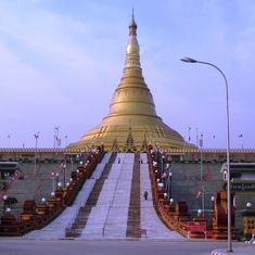 What Myanmar's bizarre capital tells us about the future of travel in the age of social media