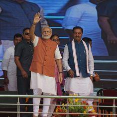 जिन नरेंद्र मोदी के बूते भाजपा को यूपी फतह की उम्मीद है उनके अपने ही गढ़ में हालात नाजुक हैं