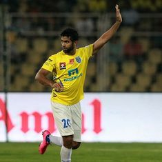 ISL 2016: Kervens Belfort punishes slack Goa defence with late winner to give Kerala 2-1 win