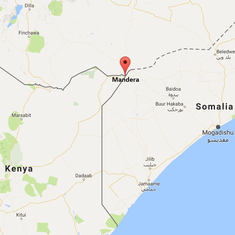 At least 12 people killed in suspected al-Shabaab attack in Kenya