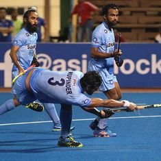 Hockey: India rout China 9-0 to reach top of Asian Champions League table