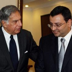 Tata Sons files resolutions to remove Nusli Wadia, Cyrus Mistry from three company boards