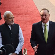 New Zealand promises 'constructive approach' to India's NSG bid