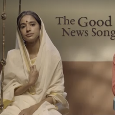Watch: Rapper-activist Sofia Ashraf answers the question everyone dreads: 'What's the good news?'