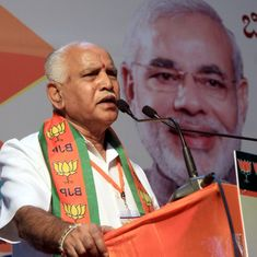 The big news: BS Yeddyurappa acquitted in Bellary mining case, and nine other top stories