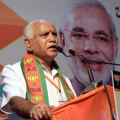 Karnataka elections: BJP announces 72 names, including CM candidate Yeddyurappa, in first list
