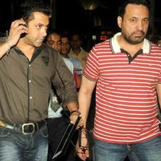 Salman Khan's bodyguard booked for assault
