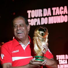 Carlos Alberto Torres was one of football's greatest captains – he could reprimand even Pelé