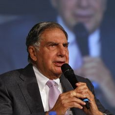 Ratan Tata has no plans of stepping down at this point, says company after reports to the contrary