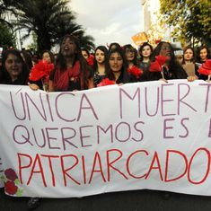 Latin American women's problem: We keep getting murdered