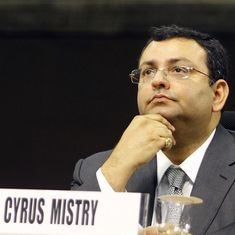 Tata Sons accuses Cyrus Mistry of betraying company's trust in nine-page letter