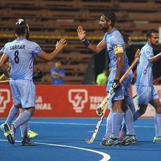 Rupinder Pal Singh's double strike helps India edge Malaysia 2-1 in Asian Champions Trophy