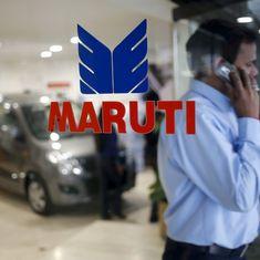 Maruti Suzuki India reports 26% growth in domestic passenger vehicle sales in August