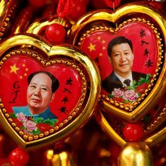 China's President Xi Jinping gets Mao Zedong's title of 'core' leader