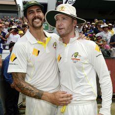 Team atmosphere under Michael Clarke's captaincy was toxic: Australian pacer Mitchell Johnson