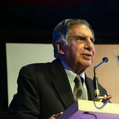 Centre should implement 'emergency measures' to show public it cares: Ratan Tata on demonetisation