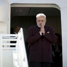 Central Information Commission seeks details about Narendra Modi's foreign trips as PM