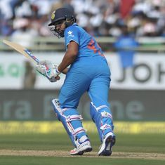 'We have won because we have played as a unit': Rohit Sharma on India's successful run